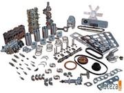 Запчасти:  экскаваторы, погрузчики, бульдозеры. Hyundai, Bobcat, Shantui.