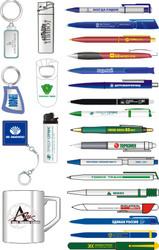 Предлагаем сувенирную продукцию и нанесение логотипов