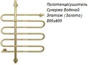 Полотенцесушитель Сунержа 800x600 Водяной Эпатаж (Золото)