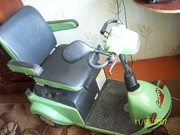 Кресло-коляска электрическая LY-103-125. Продам. Срочно. Днепропетровск