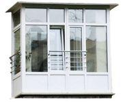 Французские балконы (французское остекление) - фабрика Открытые окна