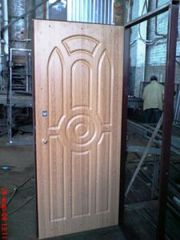 металические двери и ворота