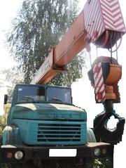 Продаем автокран КС-3575А-1,  г/п 14 тонн,  КрАЗ 250,  1992 г.в
