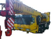 Продаем автокран TOTA LT1050,  г/п 50 тонн, на шасcи QZC5430J, 2007 г.в.