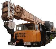 Продаем автокран КШТ-80.01,  г/п 80 тонн,  на шасси КШТ-100,  1997 г.в.