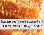 Покупка меда крупным и мелким оптом в Днепропетровске