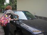 Разноска листовок по автомобильным парковкам Кривой Рог