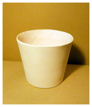 Горшок,  вазон керамический №2