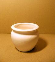 Ваза керамическая маленькая №1