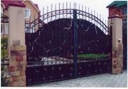 двери, ворота.решетки.лестницы