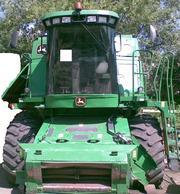 Продаем уборочный комбайн JOHN DEERE 9780i CTS,  2005 г.в.