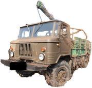 Продаем бурильную установку БМ-302Б на шасси ГАЗ 66-16,  1992 г.в.