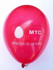 Печать логотипа,  фотографии,  рекламы на воздушных шарах
