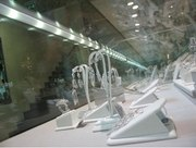 Монтаж LED подсветки витрин в Днепропетровске