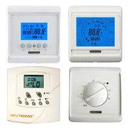 Терморегуляторы (термостаты) для теплого пола