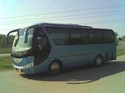 Пассажирские перевозки из Днепра,  Украина,  Россия,  Белоруссия и СНГ.