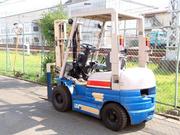 Вилочный погрузчик Toyota 40-6FG15 на 1.5 тонны
