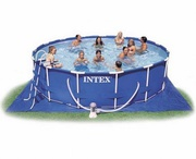 Бассейн Intex Metal Frame Pool Set 56946