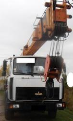 Продаем автокран КТА-28.02 Силач,  г/п 28 тонн,  МАЗ 630303,  2008 г.в.