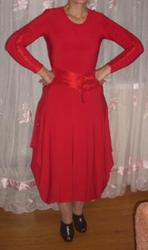 Красное платье ТМ Enigma