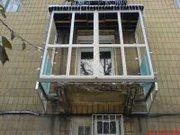 Балконы и лоджии сварка