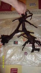 Коряги (корень винограда) подготовленные,  тонущие.