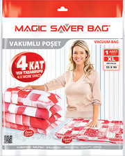 Вакуумный пакет SINGLE XL (1шт: 55см X 90см)