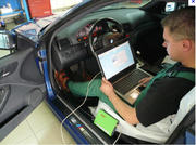 Произведём качественную компьютерную диагностику автомобильного мотора