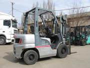Дизельный автопогрузчик Nissan YL02A25 на 2.5 тонны