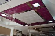 Алюминиевые потолки кухня,  ванна,  кафе