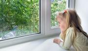Окно в детскую комнату Кривой Рог