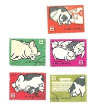 Продам марки Китай,  1960