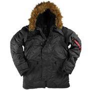 Зимние куртки Аляска ВВС США от Alpha Industries