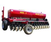 Сеялка зерновая механическая СЗМ Ника 4 прицепная
