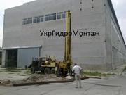 Бурение скважин под сваи и опоры,  Бурение водяных скважин Днепропетровск