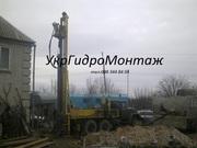 Бурение скважин на воду,  Вода из скважин,  скважина для  Днепропетровск
