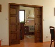 Межкомнатные,  входные,  распашные,  раздвижные двери