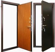 Двери входные и межкомнатные.