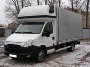 Грузовой автомобиль Iveco Daily. Польша