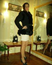 Продам куртку-жилет из лисы