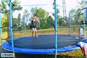 Прыжки на батуте для детей и взрослых в Днепропетровской области.