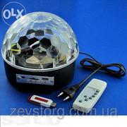 диско шар music ball mp3