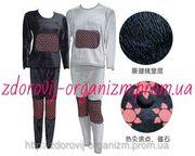 Турмалиновая лечебная пижама с биофотонами  ( м/ж) 1399 грн