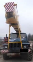 Продаем автогидроподъемник АГП-22,  на шасси УрАЛ 4320 1992 г.в.