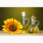 На експорт соняшникова олія рафінована і нерафінована. Sunflower oil