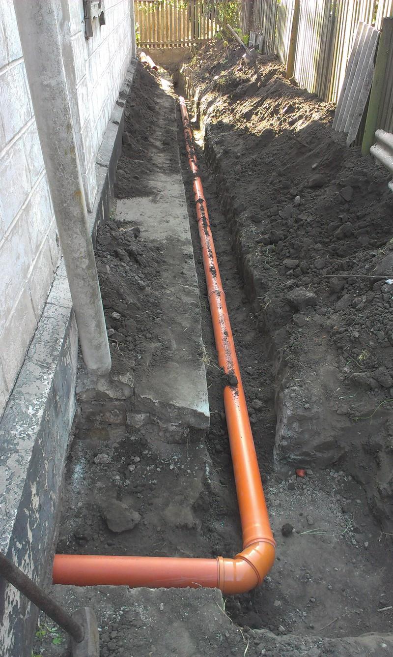 Как сделать сливную яму в частном доме своими руками? 96