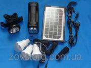 Портативное зарядное устройство с солнечной батареей GD-LITE,  GD-8017A