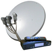 Cпутниковые антенны
