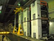 Монтаж и демонтаж оборудования