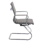 Кресло офисное на полозьях Алабама Х
